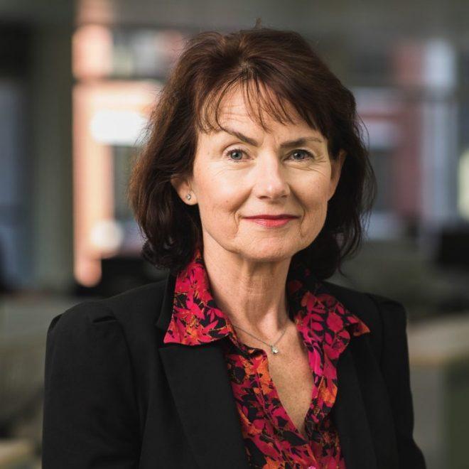 Catharine Seddon - Trustee
