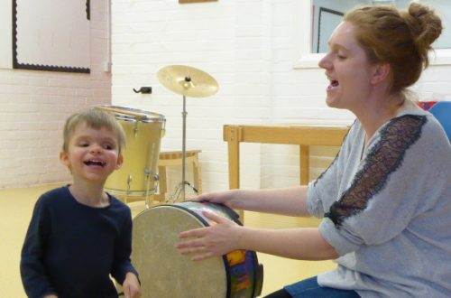 music therapy at cpotential