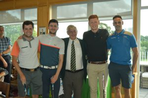Enfield Golf Club Team