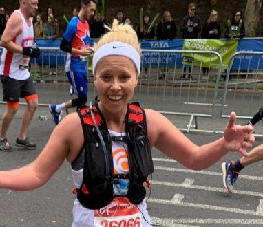 CPotential Marathon Runner