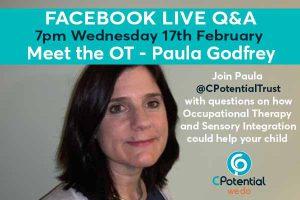 Meet the OT Facebook Live 17 Feb 2021