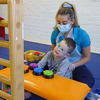 Issy Rennolds - Paediatric Physiotherapist