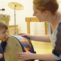 Ruth Hunston - Highly Specialised Music Therapist