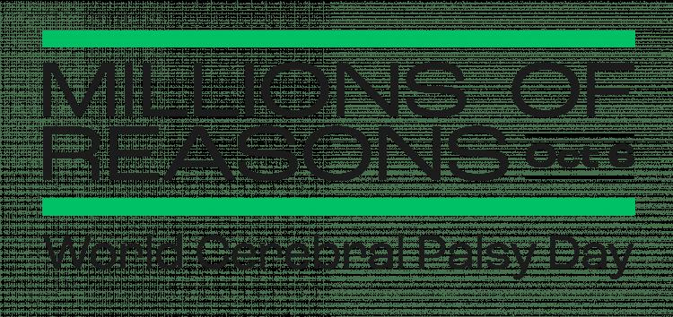 World Cerebral Palsy Day 6 October logo